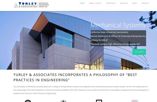 Turley and Associates Mechanical Engineering Group.
